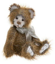 Charlie Bears Nick Plumo Bear From 2020 COLLECTGION Ltd. Ed.