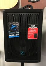 NEW Yorkville Sound YX Series - YX10P Powered 10 Inch Loudspeaker