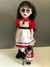 Living Dead Dolls SADIE AS ALICE Big & Mini wie neu