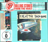 (2-CD + DVD) The Rolling Stones – Live At The Tokyo Dome (Tokyo 1990)
