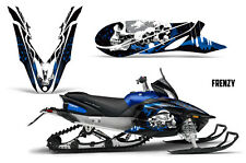SIKSPAK Sled Wrap Yamaha Apex Snowmobile Graphics Kit Decal Wrap 12-16 REBIRTH U