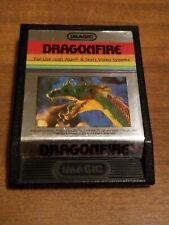 Dragonfire (Atari 2600, 1982) Cart Only rare OOP