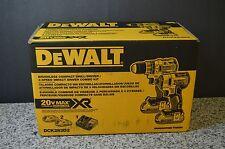 DeWALT DCK283D2 20V Max Li-Ion Brushless Compact Drill/Driver Combo Kit NEW