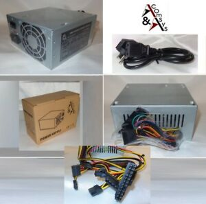 400W 300 250 W Watt ATX PC Netzteil 20/24 P4 2x SATA 2x IDE FDD sehr leise