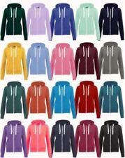 Cotton Hooded Plus Size Hoodies & Sweats for Women