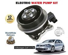 FOR VOLKSWAGEN VW GOLF 5 6 + PLUS 1.4 TSI  GT 1390cc 2005--> NEW WATER PUMP KIT