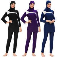 Burkini Muslim Women Hijab Swimwear Islamic Modesty Beachwear Bathing Suit Swim