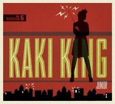 Kaki King - Junior [New CD] Explicit, Digipack Packaging
