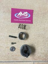 Lomax Travvla Electric Wheelchair Rear Wheel Quick Release Collars - Parts