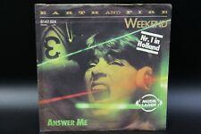 """Earth And Fire - Weekend (1980) (Vinyl 7"""") (Vertigo – 6147 024)"""