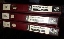 Porsche 924 Service Manuals