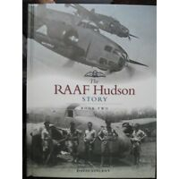 History RAAF Lockheed Hudson WW2 Bomber Story Vol 2 Men Squadrons OPs book