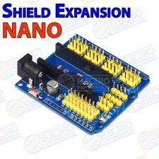 Shield NANO V3.0 I/O 3,3v placa expansion modulo board Prototype - Arduino Elect