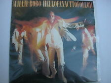 Willie Bobo– Hell Of An Act To Follow LP, US, Near MINT