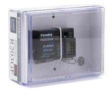 New Futaba R203GF 3ch 2.4ghz RC Car / Truck FHSS RX Receiver FUTL7603 : 6J