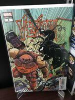 Venom Annual #1  Marvel Comic Book 2nd Print Variant