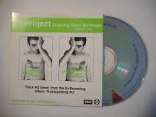 PF PROJECT feat. EWAN McGREGOR : CHOOSE LIFE ▓ CD ALBUM PORT GRATUIT ▓