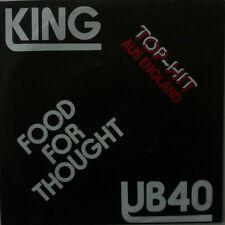 "7"" 1980 REGGAE KULT ! UB 40 : Food For Thought /MINT-?"