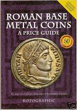 ROMAN BASE METAL COINS CATALOGUE Price Guide by RICHARD PLANT