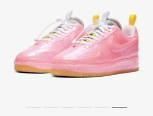 Nike Air Force 1 Experimental * Racer Pink * Sold Out Online * Size 9