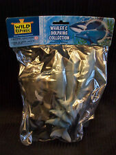 WHALES & DOLPHINS COLLECTION * WILD REPUBLIC - 2006