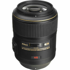 NIKKOR MICRO AF-S VR 105mm f/2.8G IF-ED Lens. Brand new in the box with warranty
