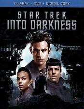 Star Trek Into Darkness (Blu-ray/DVD, 2016, 2-Disc Set)