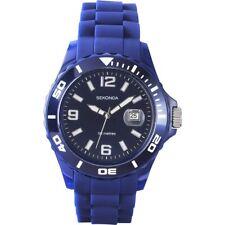 Sekonda  Gents Silicone Strap Watch  3363-NEW