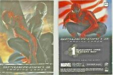 SPIDER-MAN 3 Movie Promo Trading Card P1 2007 Marvel Spiderman