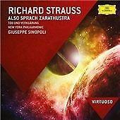 Richard Strauss: Also sprach Zarathustra (CD)
