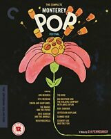 The Complete Monterey Pop Festival  The Criterion Collection [Bluray] [DVD]