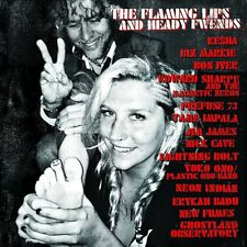 The Flaming Lips - And Heady Fwends (NEW CD 2012) Bon Iver Nick Cave Yoko Ono