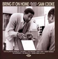 VARIOUS ARTISTS - BRING IT ON HOME: BLACK AMERICA SINGS SAM COOKE NEW CD