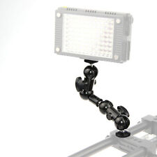 """CAMVATE 1/4"""" Articulating Magic Arm Mount Adapter for Camera Monitor LED Light"""