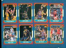 1986 FLEER BSKT (15 Cards) NM #13,18,37,38,54,65,85,90,96,94,95,100,104,106,108