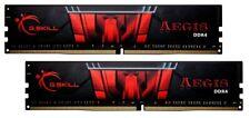 16GB G.Skill DDR4 Aegis 2133MHz PC4-17000 CL15 Dual Channel Memory Kit (2x8GB)