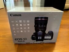 Canon EOS 5D Mark III 22.3MP DSLR Camera (Body Only) - 2 Batteries