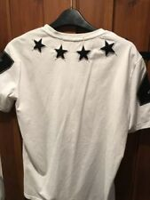 Givenchy Slim Fit Solid T-Shirts for Men