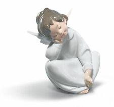 Lladro #4961 Angel Dreaming Brand Nib Sitting Religion Nice Save$ Free Shipping