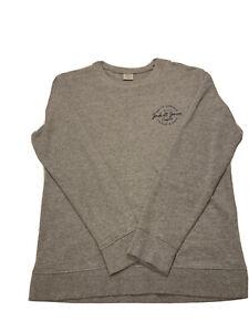 Jack & Jones Crew Neck Sweatshirt Men's Size L Large Men's Jumper Jack Jones
