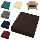 ANMINY Couch Chair Sofa Seat Cushion Cover Soft Waffle Pattern Stretch Slipcover