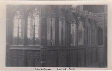 LAVENHAM( Suffolk) : Church-Spring Pew RP