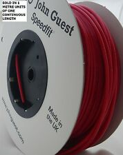 "JOHN GUEST 1/4"" HIGH PRESSURE LLDPE RED Tube"