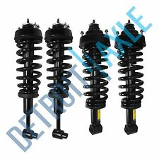 Set of Four (4) Brand New Complete Struts w/Springs & Mounts for Ford Explorer