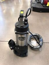 "BJM SV-400 Submersible Trash Pump 2"" Electric    SV400"