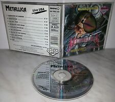 CD METALLICA - LIVE USA - IMT 900.104