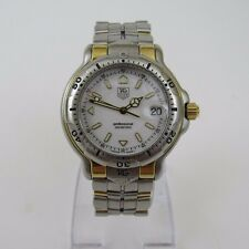 Tag Heuer Men's 18k Gold Stainless Steel Professional 200 Meters Watch WH1151-K1