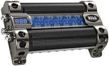 Boss Audio CAP8 8 Farad Capacitor Digital Voltage Meter