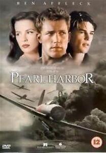 PEARL HARBOR HARBOUR BEN AFFLECK 2 DISC SET UK SPECIAL EDITION DVD & BOOKLET NEW