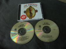 JOE COCKER 2 ON 1 ULTRA RARE AUSTRALIAN DOUBLE CD!
